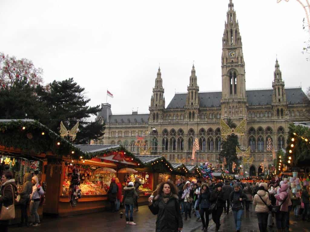 Advent Bécsben 5